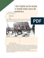 Jirón de La Unión Es La Sexta Calle de Retail Más Cara de Latinoamérica_961