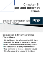 Chapter 3 - Computer Crime New ETHICS