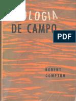 Geologia de Campo. Robert Compton