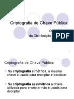 Criptografia Chave Publica