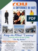 April 27 2010 Haiti Relief Gala Fundraiser