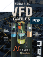 Industrial Vfd cable