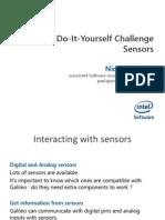 IntelAcademic IoT 10 Sensors