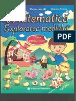 Matematica si explorarea mediului clasa pregatitoare