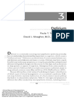 Clinical Manual of Neuropsychiatry 3 Delirium Yudofsky