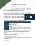Installing Windows Server 2008 as a VM in VMware Workstation