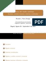 MdC PRES 2015 09 04 Escalares Vectores y Tensores