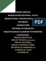 Curriculum Carmen Ubago