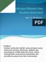 Pemeriksaan Obstetri Dan Anc
