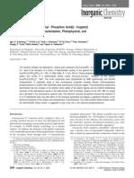 Inorganic Chemistry Volume 48 Issue 5 2009 [Doi 10[1].1021 Ic801987t] Koshevoy, Igor O