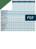 evaluation worksheets construction xlsx