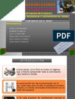 Contratos en el Perú