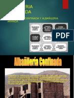 Albañilería y Procedimientos Constructivos 1 - Parte1