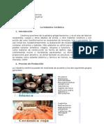 La Industria Cerámica-Impacto Ambiental
