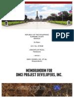 Knights of Rizal v DMCI (DMCI Comment) (2015 09 29)