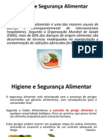 Higiene e Segurança Alimentar- MOD 2