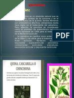 quinidina y sus propiedades