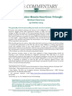 CEPS Commentary Sanctions Triangle, M Emerson