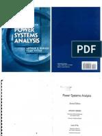 BergenVittal-PowerSystemsAnalysis
