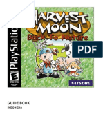 Harvest Moon Guide Book Indonesia