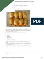 Julia y Sus Recetas_ Saladitos de Tomate Frito y Bac0n o Chorizo