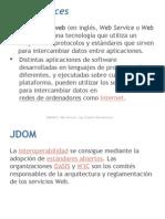 Web Services - JAVA
