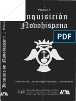Inquisicion Novohispanica v 1