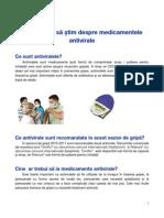 Info Gripa Antivirale