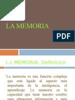 Clase 19  LA MEMORIA.ppt