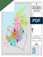 Peta Struktur Ruang Kota Banda Aceh (RTRW 2009-2029)