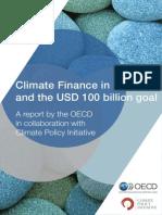 Climate Finance OECD
