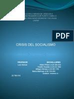 Crisis Del Socialismo