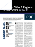 European Cities and Regions of the Future 2010 11