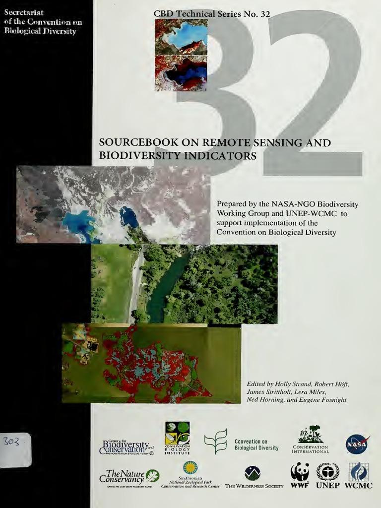 Sourcebook on Remote Sensing | Remote Sensing | Grassland