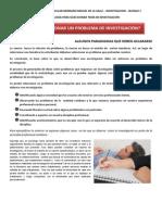3 Bgu Metodología Seleccion Tema Investigacion