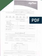 B2B Plan Sheet