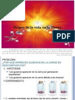 Origen de La Vida y Evolución 8vos 2015