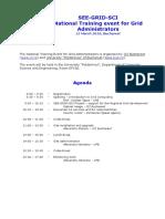 Agenda training administratori site grid