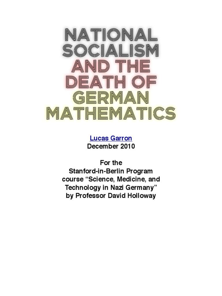 Nazis and mathematics mathematics physics mathematics ccuart Images