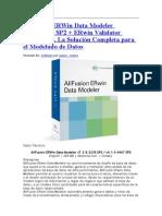 AllFusion ERWin Data Modeler v7