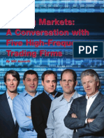 High Frequency Trading Article - Jan2010
