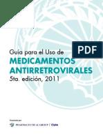 Clasificacion de Los Antirretrovirales