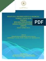 RPJMN 2010-2014, Buku III