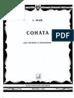 IMSLP83742 PMLP04994 CFranck Violin Sonata