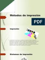 Métodos de Impresión