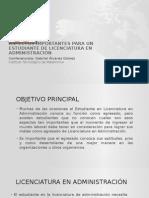 ASPECTOS DEL ADMINISTRADOR