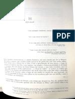 Walter Benjamin. Passagens Arquivo M 1