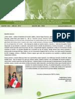 Boletin Agosto - JMV Perú