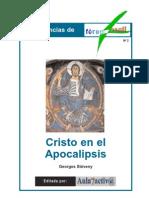 Cristo En el ApocaLipsIs