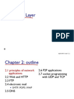 Lect 8 Applaction Layer